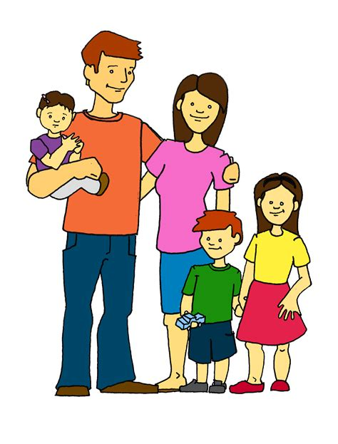 Family Pictures Family Clip Art Family Photos Images