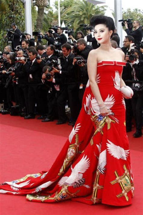 Fan Bingbing 14 Red Carpet Looks From Cannes Fashionable