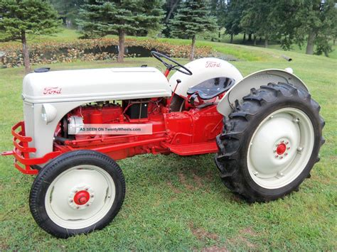 Farm Equipment Stevens Tractor Ford 8N Tractor Parts