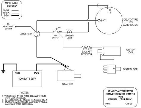 farmall m alternator wiring diagram images farmall m wiring diagram alternator wiring harness