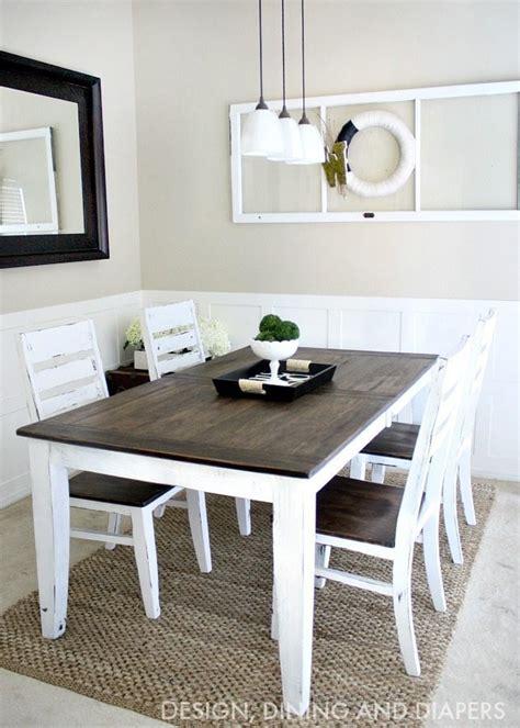 Farmhouse Table Makeover Taryn Whiteaker