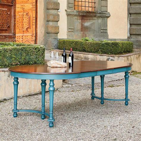 Farnese Dining Table with Walnut Top Ballard Designs