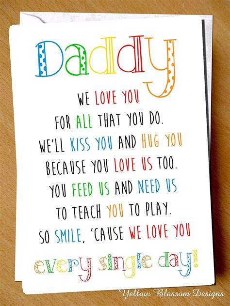 Fathers Day Poems and Rhymes for Kids Father s Day Poetry