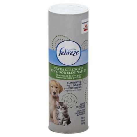 Febreze Extra Strength Pet Odor Eliminator Room Carpet