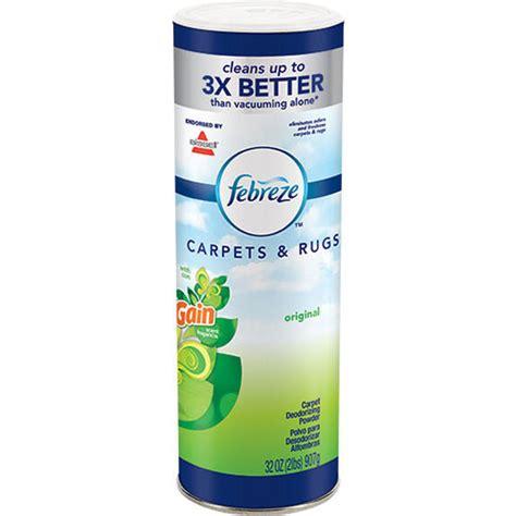 Febreze Gain Original Scent Carpet Deodorizing Powder 1387