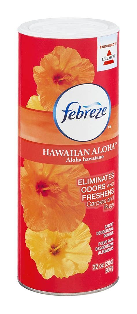 Febreze Hawaiian Aloha Carpet Deodorizing Powder