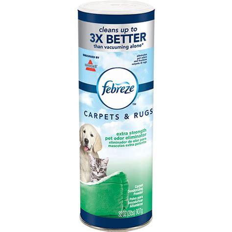 Febreze Pet Odor Eliminator BISSELL Carpet Powder