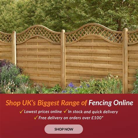 Fencing Garden Products Buy Fencing Direct