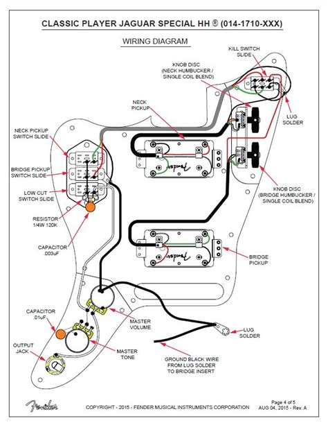 fender blacktop jaguar hh wiring diagram images fender jaguar special hh wiring diagram circuit and