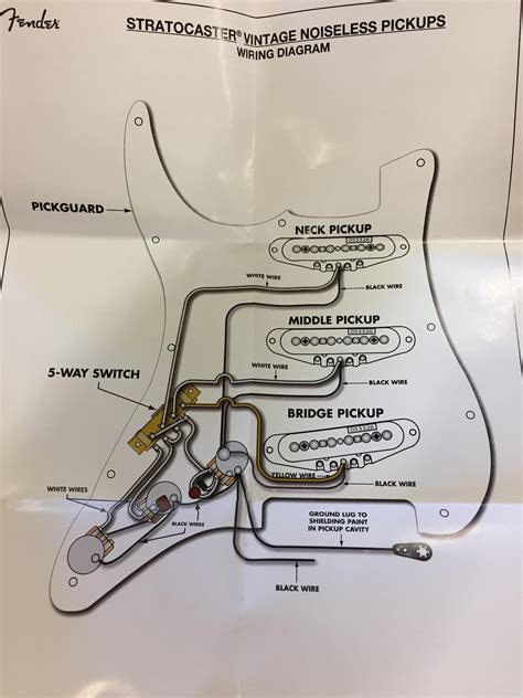 wiring diagram fender noiseless pickups images fender nashville fender noiseless pickups wiring fender wiring diagram