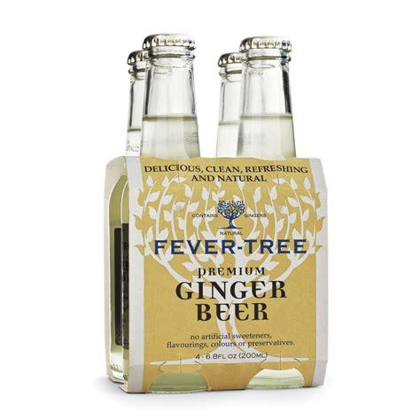 Fever Tree Ginger Beer 4 Pack Sur La Table