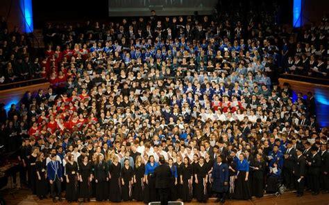 Find a choir Big Big Sing