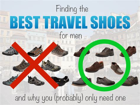 Finding the best travel shoes for men Snarky Nomad