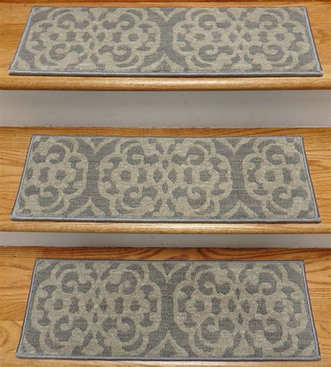 Finished Carpet Stair Treads Tread Sets for Stairs