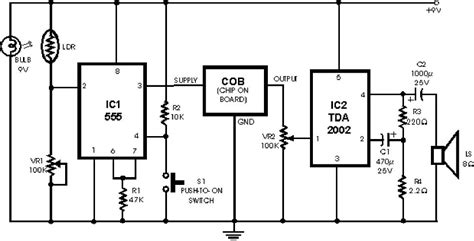 wireless burglar alarm system circuit diagram images home fire alarm archives electronic circuits and diagram