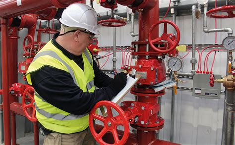 Fire Alarm System Testing Inspection and Maintenance