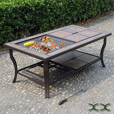 Fire pit coffee table Compare Prices at Nextag