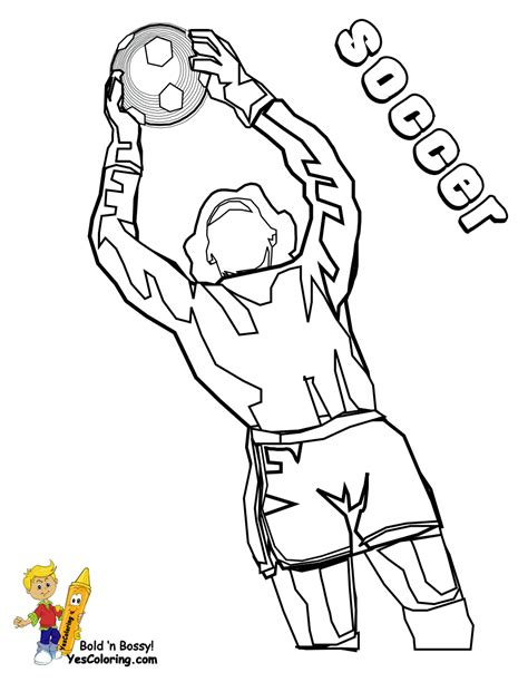 Fired Up Soccer Coloring Free YesColoring Coloring Pages