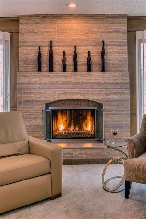 Fireplace Remodeling Refacing Pictures Home Bedazzle