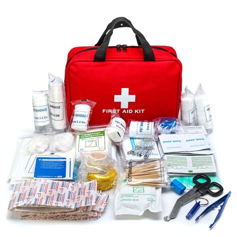 First Aid Supplies RS Components