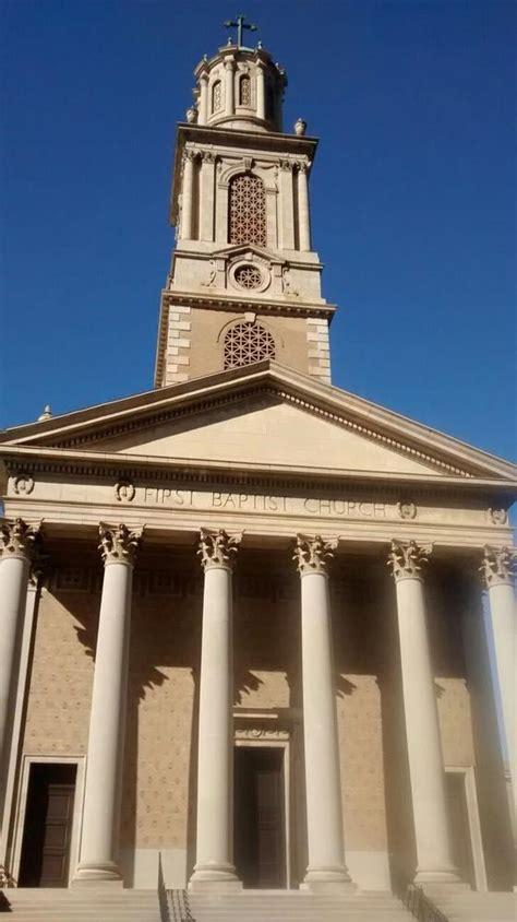 First Baptist Church on Fifth Winston Salem NC