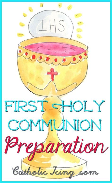 First Holy Communion Prep at Home Kicking off the Year