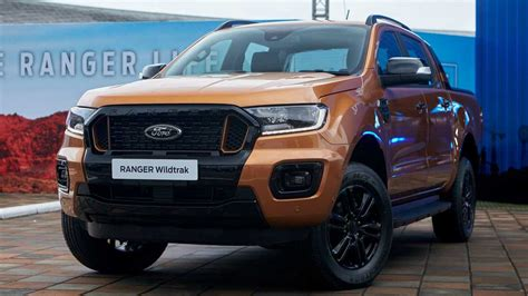 First Look All New 2011 Ford Ranger T6 Global Pickup