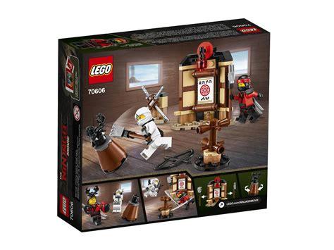 First look at the LEGO Ninjago Movie Sets Jay s Brick Blog