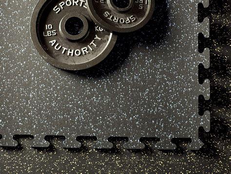 Fit Lock Rubber Tiles American Floor Mats