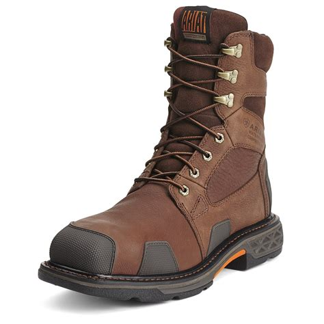 Five Most Comfortable Steel Toe Boots for Men 2017