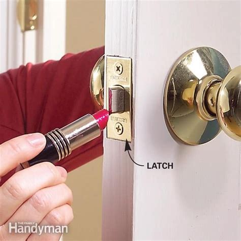 Fix a Door That Won t Close Family Handyman