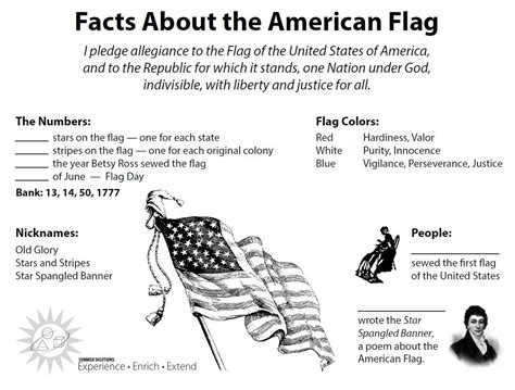 Flag Day Activities for Kids Symbols of the United