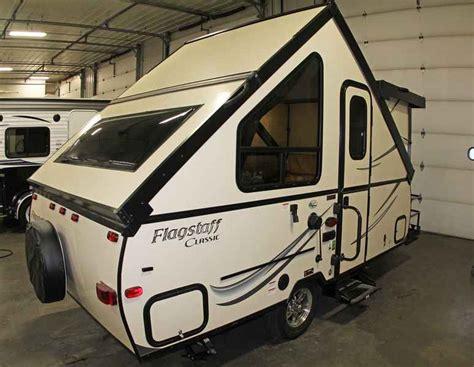 Flagstaff Hard Side Folding Pop Up Camper RV Sales 6
