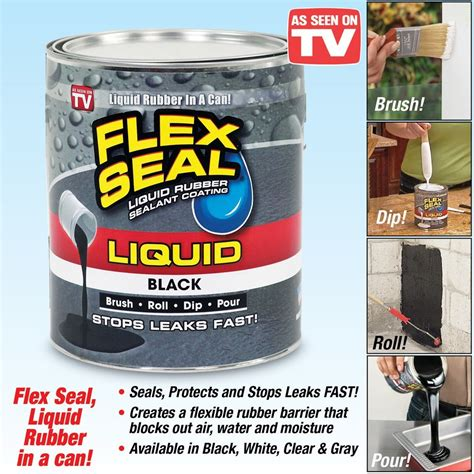 Flex Seal Liquid Rubber from Collections Etc