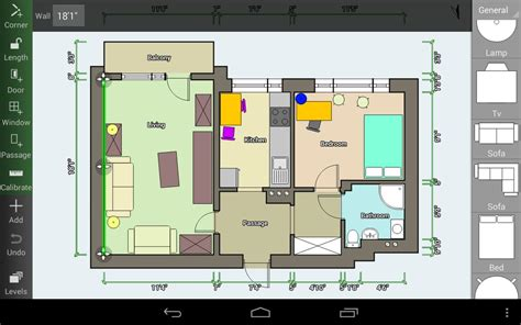 Floor Plan Creator for Android Free download and