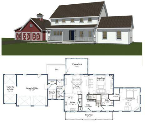 Floor Plans Yankee Barn Homes