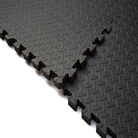 Floor Tiles Rubber Foam Plastic Used in Gyms