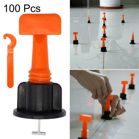 Floor or Wall Tile Installation Tools and Systems at