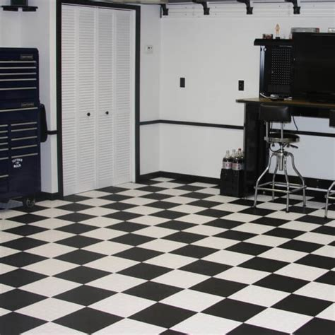FloorJunkies Garage Floor Tiles