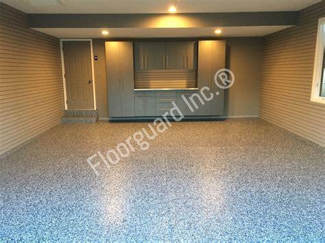 Floorguard offers garage floor coverings and epoxy garage