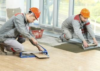 Flooring Installers and Tile and Marble Setters