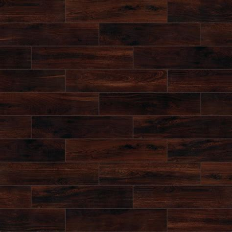 Florida Tile Home Collection Beautiful Wood Cherry 8 in x