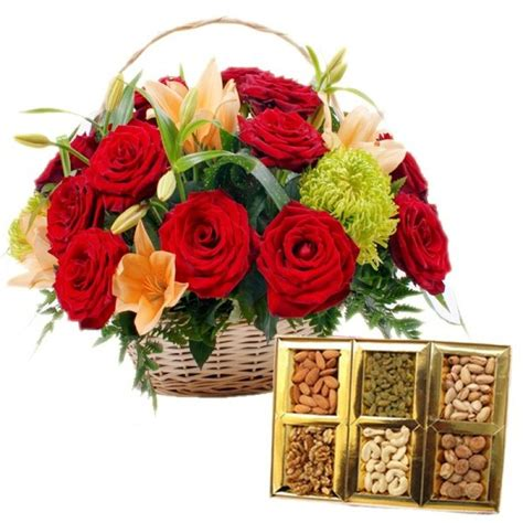 Flowers to India Online Cakes Same Day Delivery in India