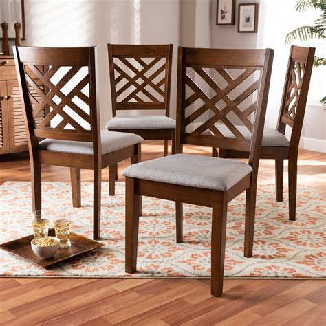 Flynn Collection upholstered chairs dining chairs