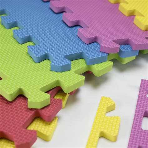 Foam Flooring Soft Floor Tiles Certified Safe For Kids