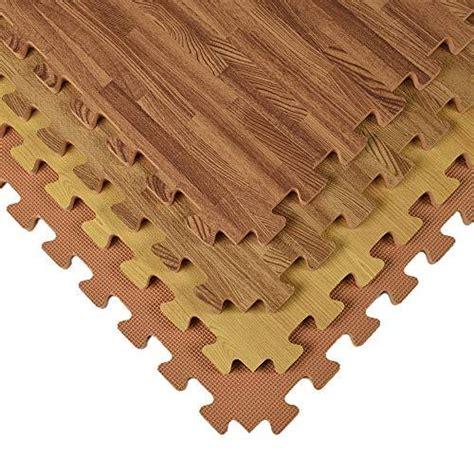 Foam Tiles Wood Grain Greatmats