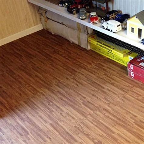 Foam Wood Grain Look Tile Greatmats