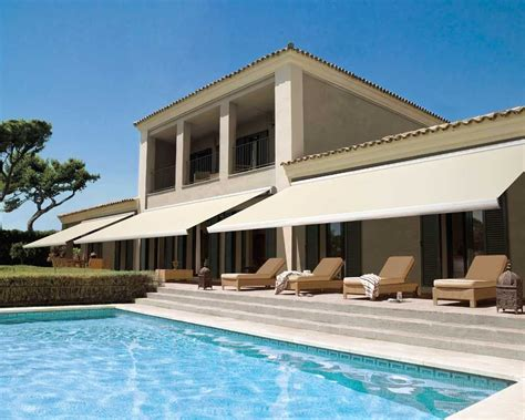 Folding Arm Retractable Awning Range Vanguard Blinds
