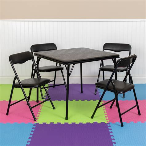 Folding Cheap Table And Chair Set Folding alibaba