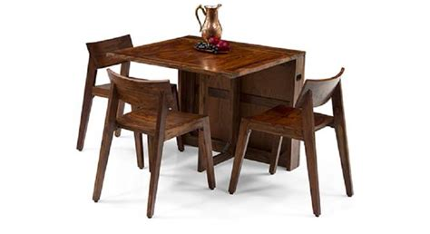 Folding Dining Table Sets Urban Ladder